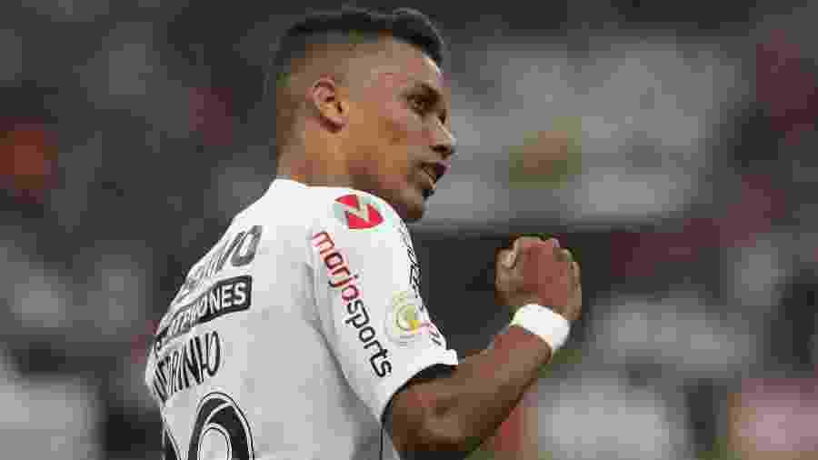 Pedrinho, jogador do Corinthians - Amanda Perobelli/Reuters