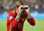 Espanha bate Romênia e segue 100% nas eliminatórias da Eurocopa - George Calin/Reuters