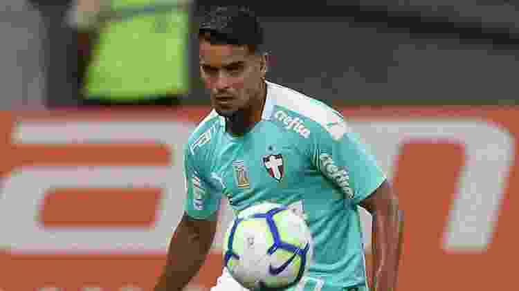 Jean, jogador do Palmeiras, durante jogo contra o Ceará no Allianz Parque - Cesar Greco/SE Palmeiras - Cesar Greco/SE Palmeiras
