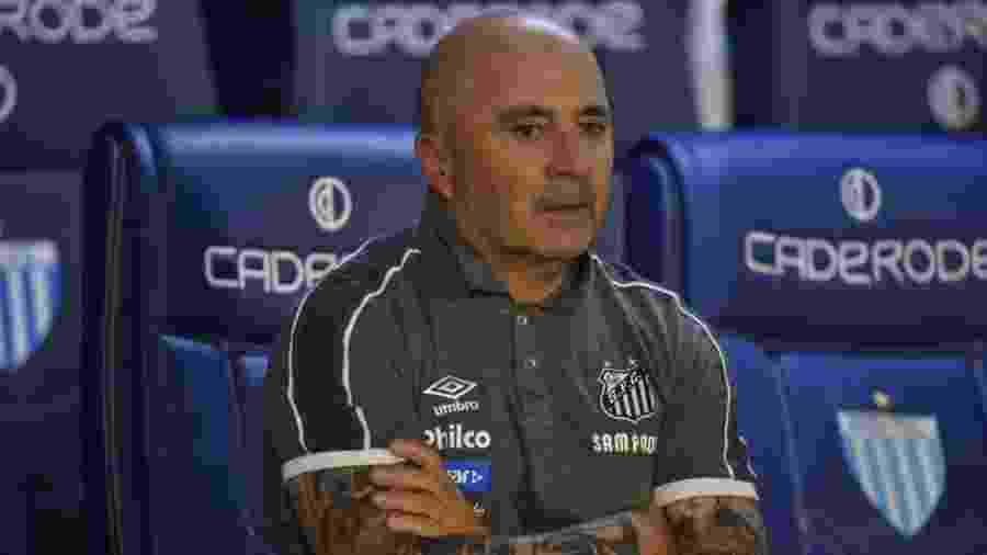 Sampaoli é o plano A do Palmeiras para o cargo que era de Mano Menezes - Ivan Storti/Santos FC