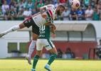 Palmeiras foi melhor que o São Paulo, mas empate cai bem para ambos
