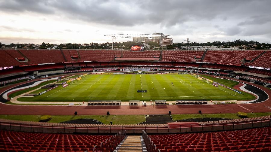 Estádio do Morumbi é candidato para receber final da Libertadores - Divulgação/Conmebol