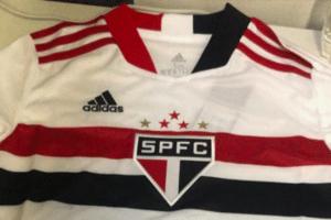 Site divulga suposta nova camisa do São Paulo para temporada 2021