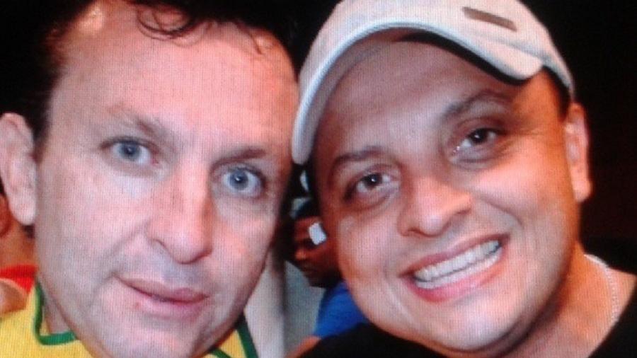 Richard Ferreira tinha 46 anos e morreu ontem; ele compartilhava momentos com o irmão em seu Instagram - Reprodução/Instagram