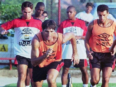 Flamengo: Entre ídolo e anti-herói, Renato Gaúcho realiza sonho