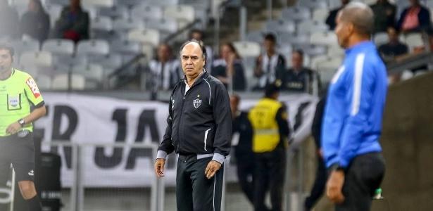 Técnico do Atlético-MG tem duas opções para escalar a equipe
