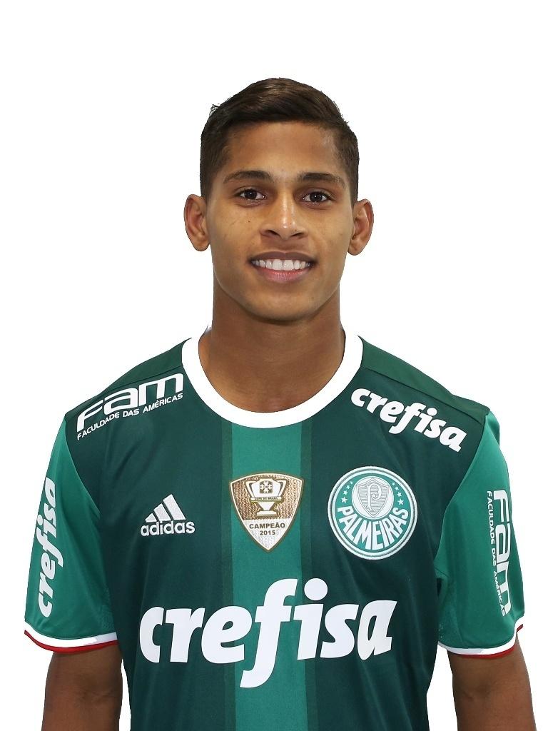 Maílton, lateral do sub-20 do Palmeiras