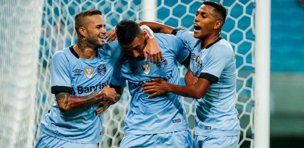 Grêmio abre sua participação nas quartas de final fora de casa, neste domingo