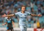Grêmio blinda Luan e dá confiança de olho em parceria com Barrios - Jefferson Bernardes/AFP