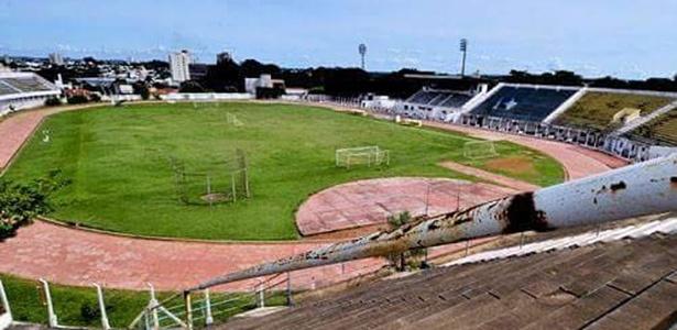 Estádio Municipal Dr. Adhemar de Barros, em Araçatuba