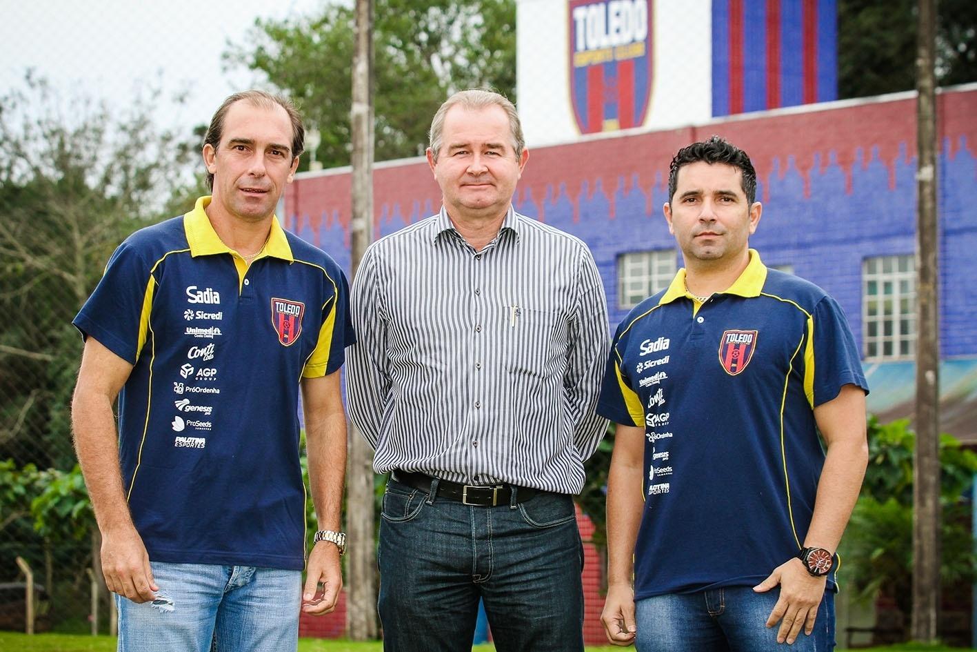 f3c2b6560b 1º trabalho como técnico  Paulo Baier comandará time do PR
