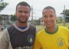 Muito longe do glamour: Irmão de Deyverson é goleiro da 3ª divisão do Rio