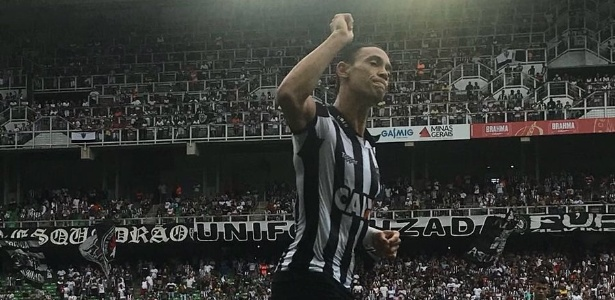 Ricardo Oliveira é o artilheiro do Atlético no ano, com cinco gols