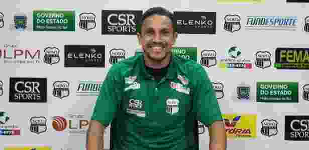 Ferdinando já atuou no Grêmio e é um dos jogadores repassados pelo Nacional ao Novo - Divulgação/Novo