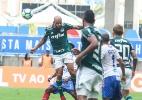 Com gol de Felipe Melo, Palmeiras empata com Bahia e permanece em 3º - TIAGO CALDAS/FOTOARENA/ESTADÃO CONTEÚDO