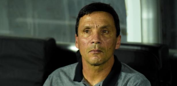 Técnico Zé Ricardo tem sido bem avaliado pela diretoria do Botafogo - Thiago Ribeiro/AGIF