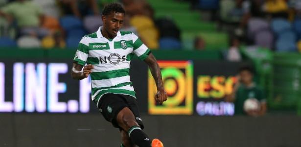 Em quase um ano de Sporting, o volante Wendel atuou em apenas 5 partidas - Gualter Fatia/Getty Images