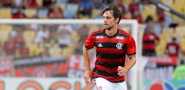 Rodrigo Caio analisou a semifinal do Carioca - Alexandre Vidal / Flamengo