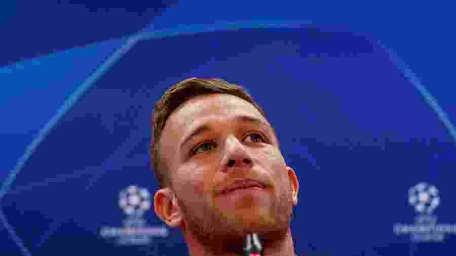 Arthur deixa o Barcelona e assina com a Juventus. Jogador se valorizou - REUTERS/Susana Vera