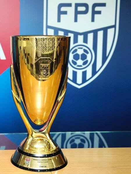 Troféu do Campeonato Paulista - Divulgação/FPF