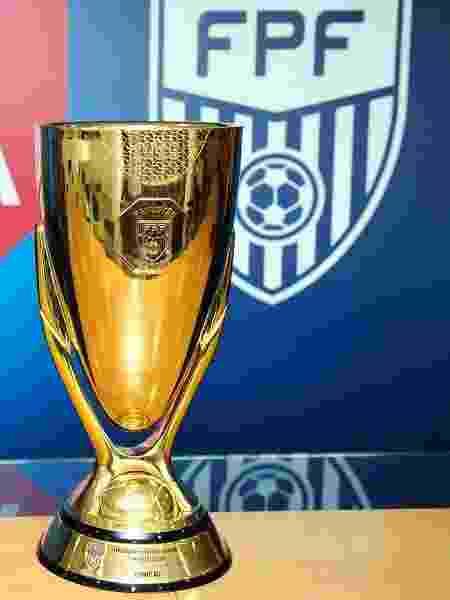 Troféu do Campeonato Paulista de 2019 - Divulgação/FPF