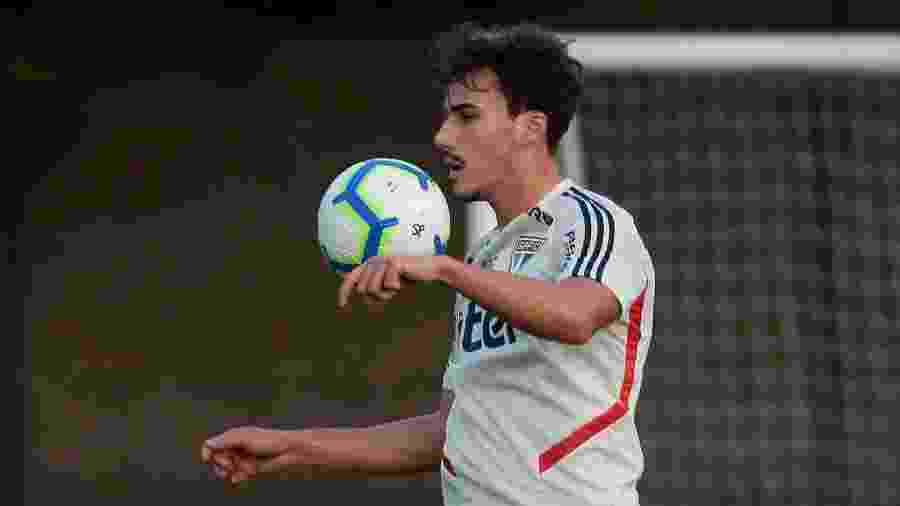 Igor Gomes, ,meia do São Paulo - Marcello Zambrana/AGIF