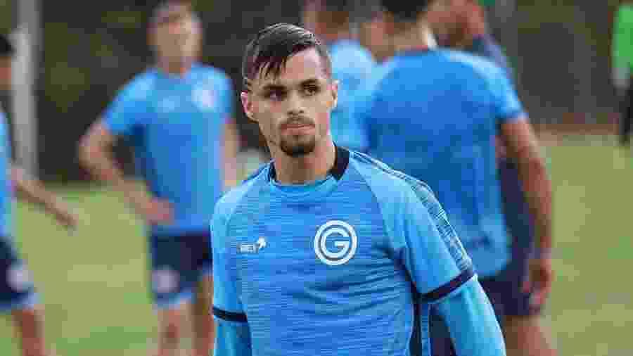 Michael, do Goiás - Rosiron Rodrigues/Goiás EC