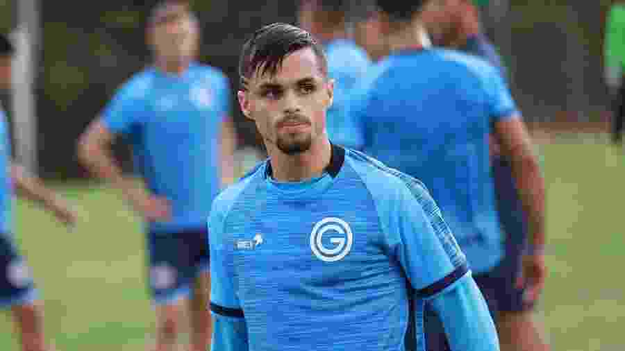 Michael trocou o Goiás pelo Flamengo - Rosiron Rodrigues/Goiás EC