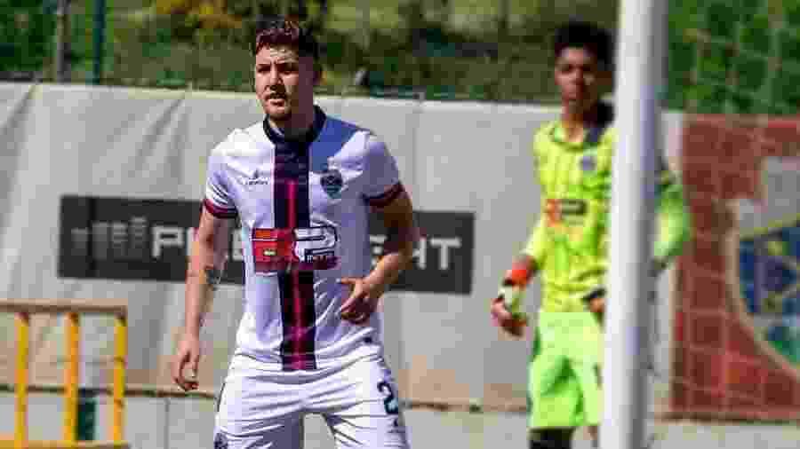 Gustavo Polese, ex-jogador do Chaves, de Portugal, passou por Chapecoense e Internacional na base - Divulgação/Chaves