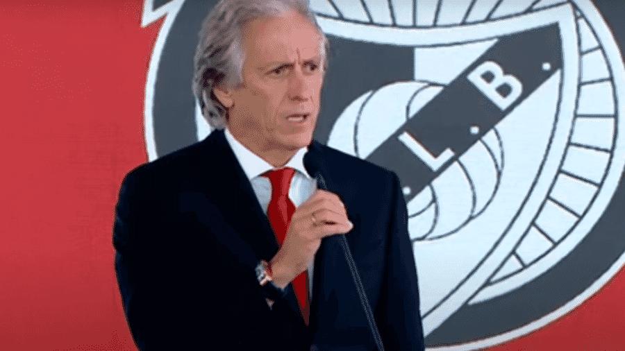 Reprodução/Benfica