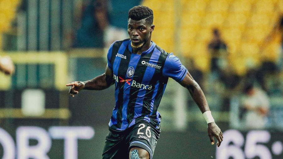 Nascido na Costa do Marfim, Willy Braciano Ta Bi chegou ao futebol italiano em 2019 - Reprodução/Twitter