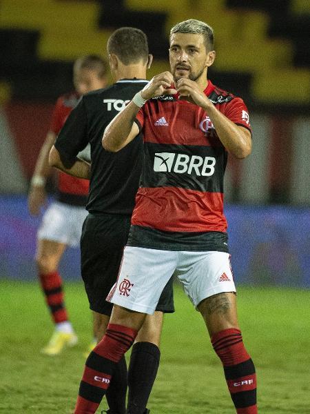 Flamengo encara o Palmeiras domingo pela Supercopa do Brasil - Alexandre Vidal/Flamengo