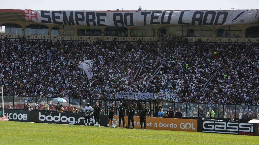 Torcida do Vasco da Gama tem histórico de mobilização e ajuda financeira ao clube desde a década de 20 - Rafael Ribeiro / Vasco