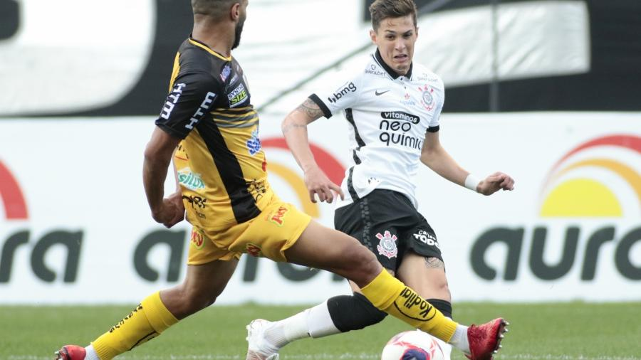 Corinthians venceu o Novorizontino e ajudou a classificação do Palmeiras - Rodrigo Coca/Agência Corinthians