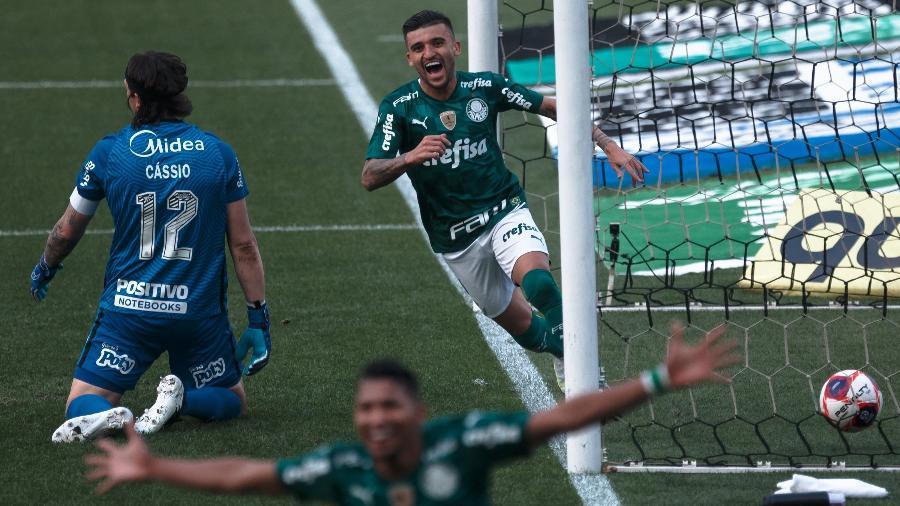 Corinthians perdeu para o Palmeiras e caiu na semifinal do Paulistão - Ettore Chiereguini/AGIF
