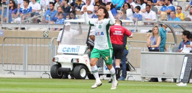 Camilo firmou contrato com o Botafogo pelas próximas duas temporadas