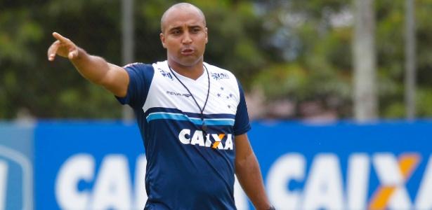 Deivid, técnico do Cruzeiro, sonha com Europa e Seleção Brasileira