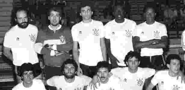 Arquivo/Corinthians
