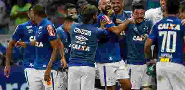 Cruzeiro - Washington Alves/Light Press/Cruzeiro - Washington Alves/Light Press/Cruzeiro