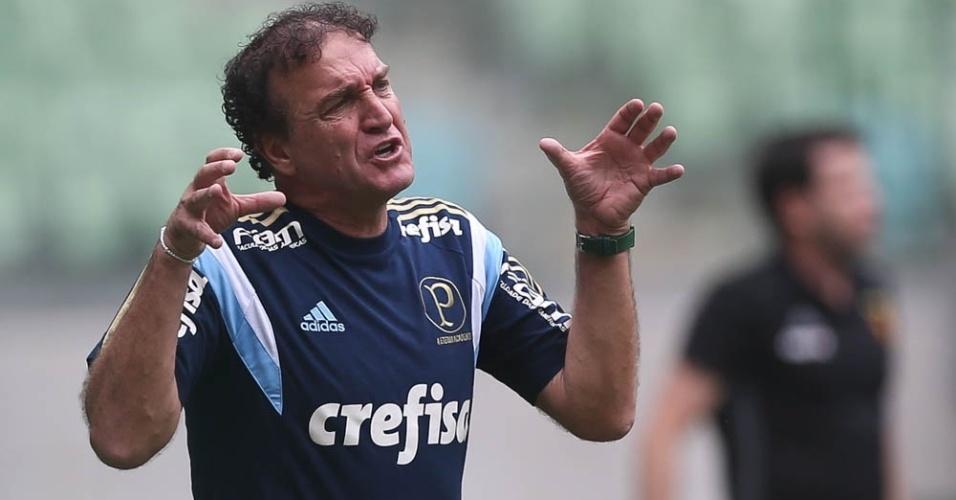 Cuca Palmeiras x Sport