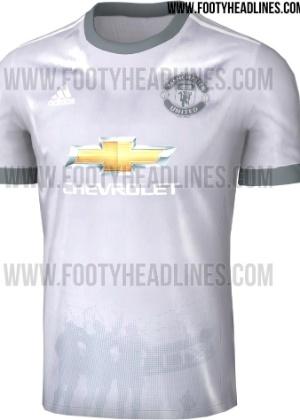3b834d41c8 Site vaza suposto terceiro uniforme do United para a próxima ...