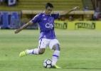 Robinho participa de treino e pode reforçar Cruzeiro em clássico de MG