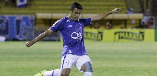 Robinho alcança recorde pessoal com a camisa do Cruzeiro
