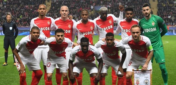 Time do Monaco que eliminou o Manchester City