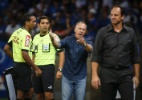 """Mano minimiza discussão com Rogério Ceni: """"é do jogo, ficou lá"""" - Thomás Santos/AGIF"""