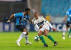 Coritiba reconhece superioridade do Grêmio e avalia próprios erros - Jeferson Guareze/AGIF