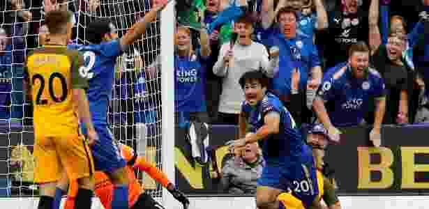 O Leicester informou que não permitirá atos racisas e preconceituosos em sua arena - Reuters