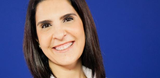 Vanessa Riche, apresentadora da FOX Sports Brasil