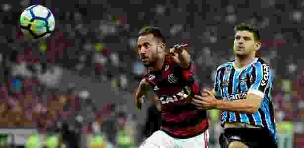 cc0090c927 Quem decidiu  Everton Ribeiro