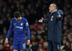 "Maurizio Sarri critica elenco do Chelsea: ""Grupo difícil de motivar"" - John Sibley/Reuters"